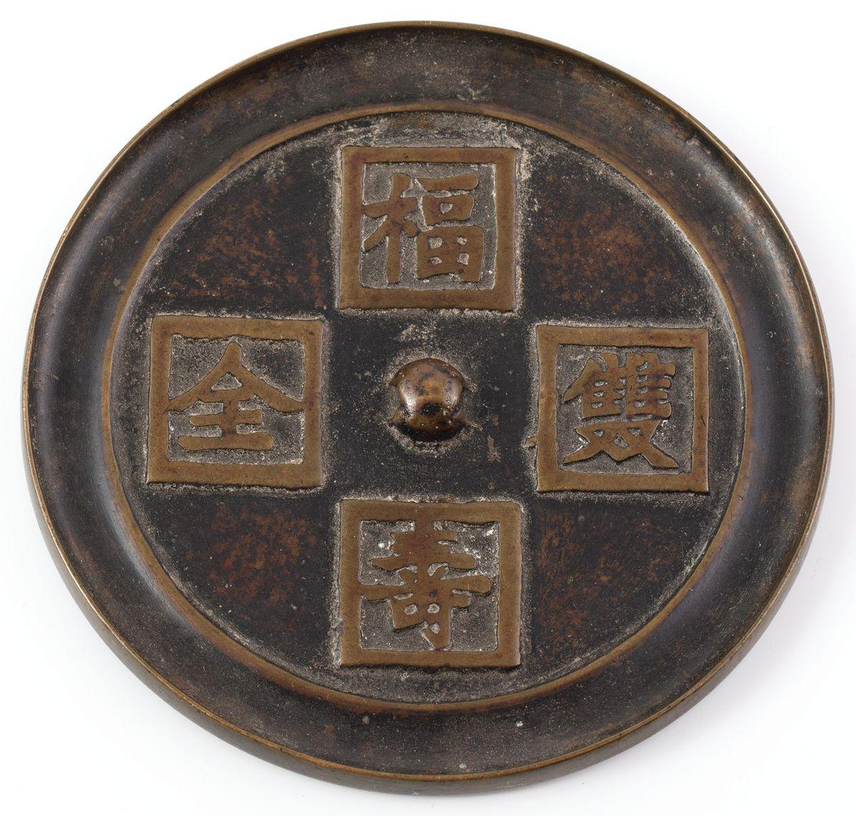 LUSTRO, Chiny, XVIII / XIX w.