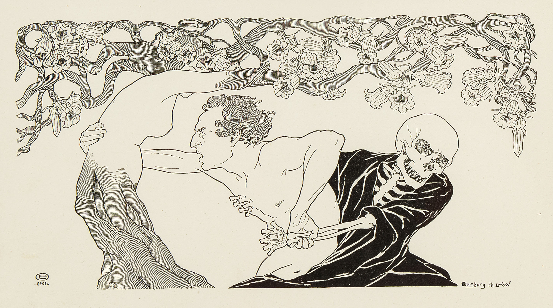 L`amore desperato, 1902 r.