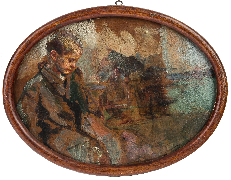 Portret chłopca