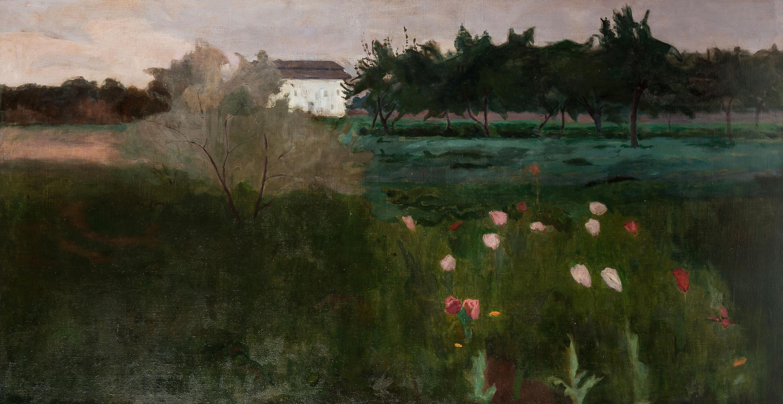 Ogród, 1910 r.