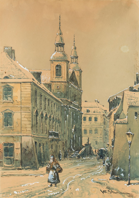 Kościół Paulinów na ulicy Długiej na Nowym Mieście w Warszawie