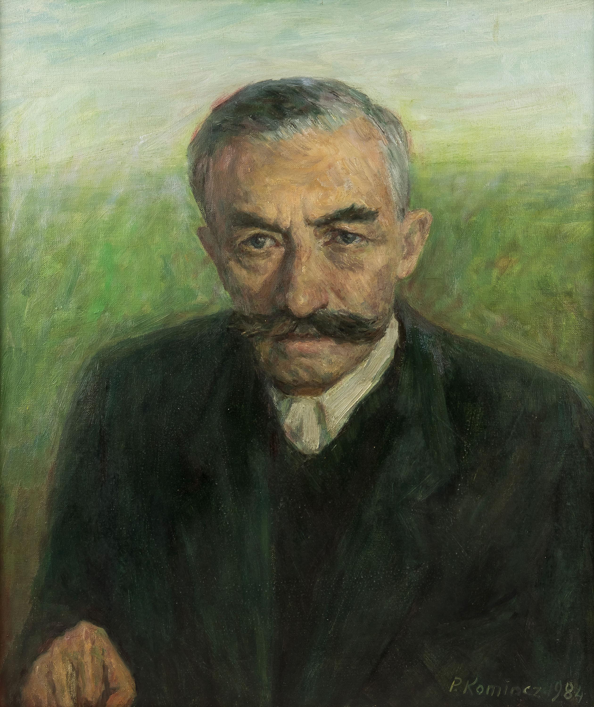 Portret Wincentego Witosa, 1984 r.