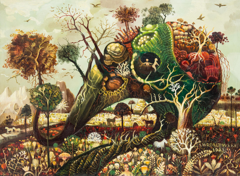Rajski ogród, 1981 r.