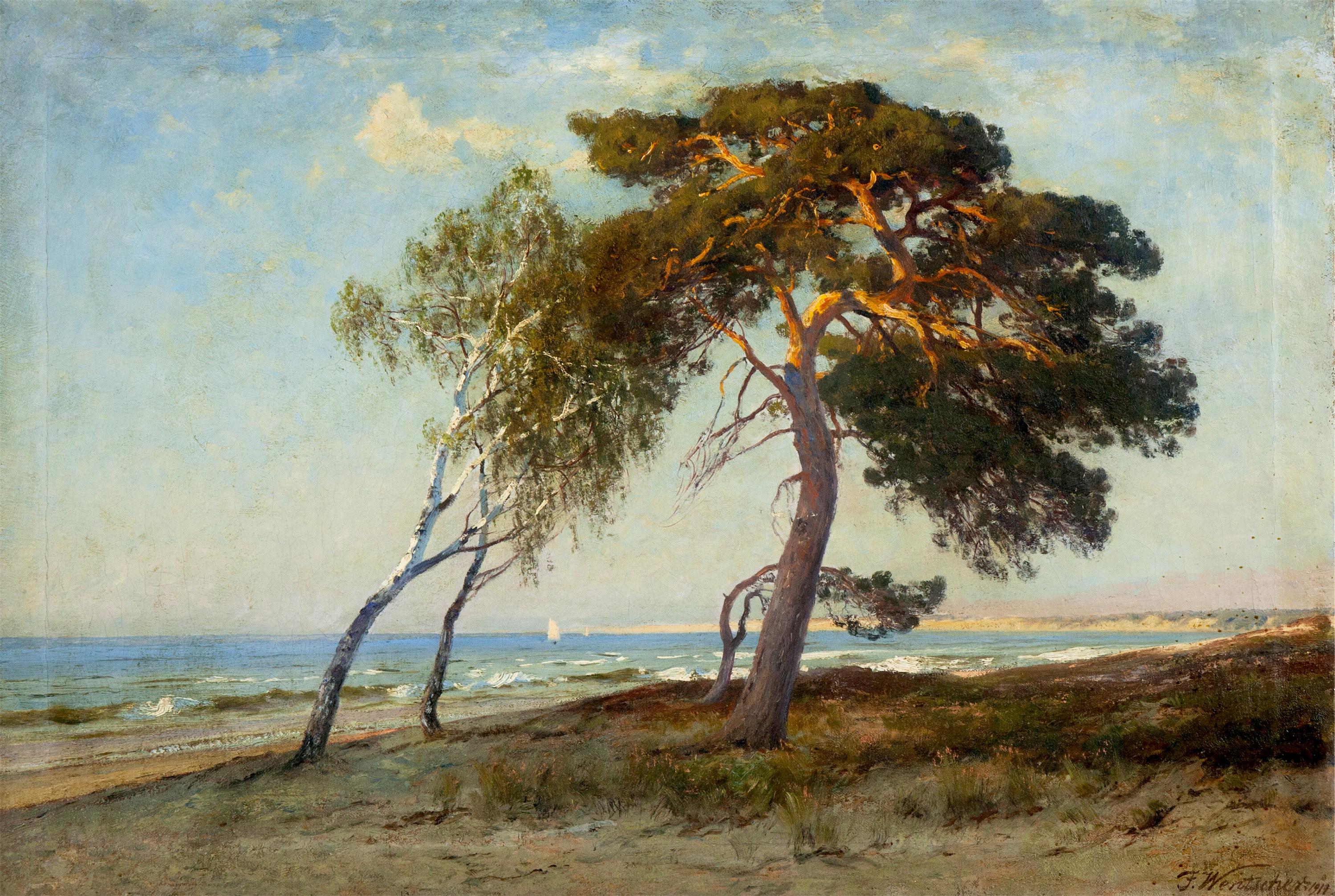 Widok na morze, 1911