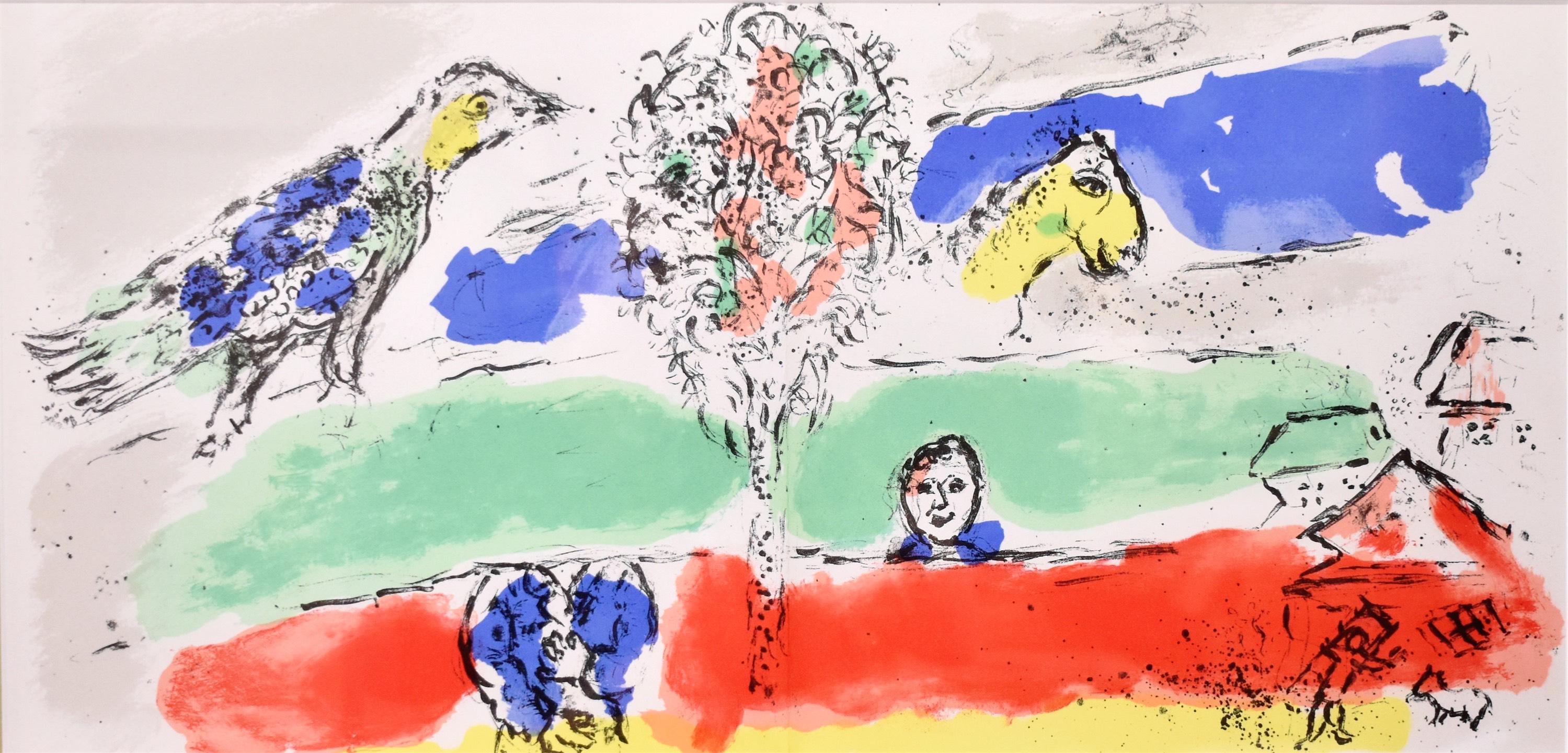 """Le Fleuve vert. Zielona rzeka"", 1974"