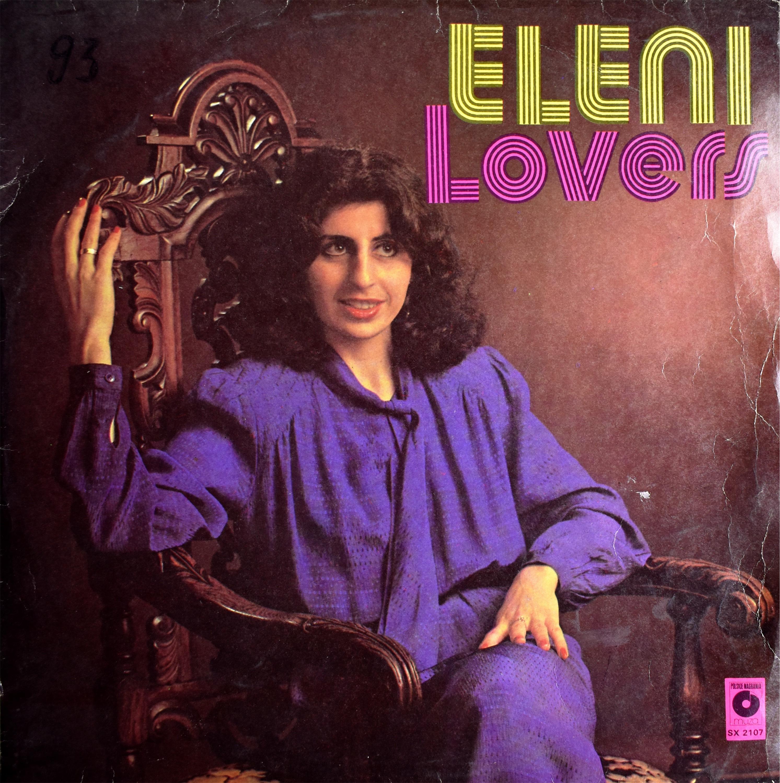 Eleni, ELENI LOVERS (winyl)