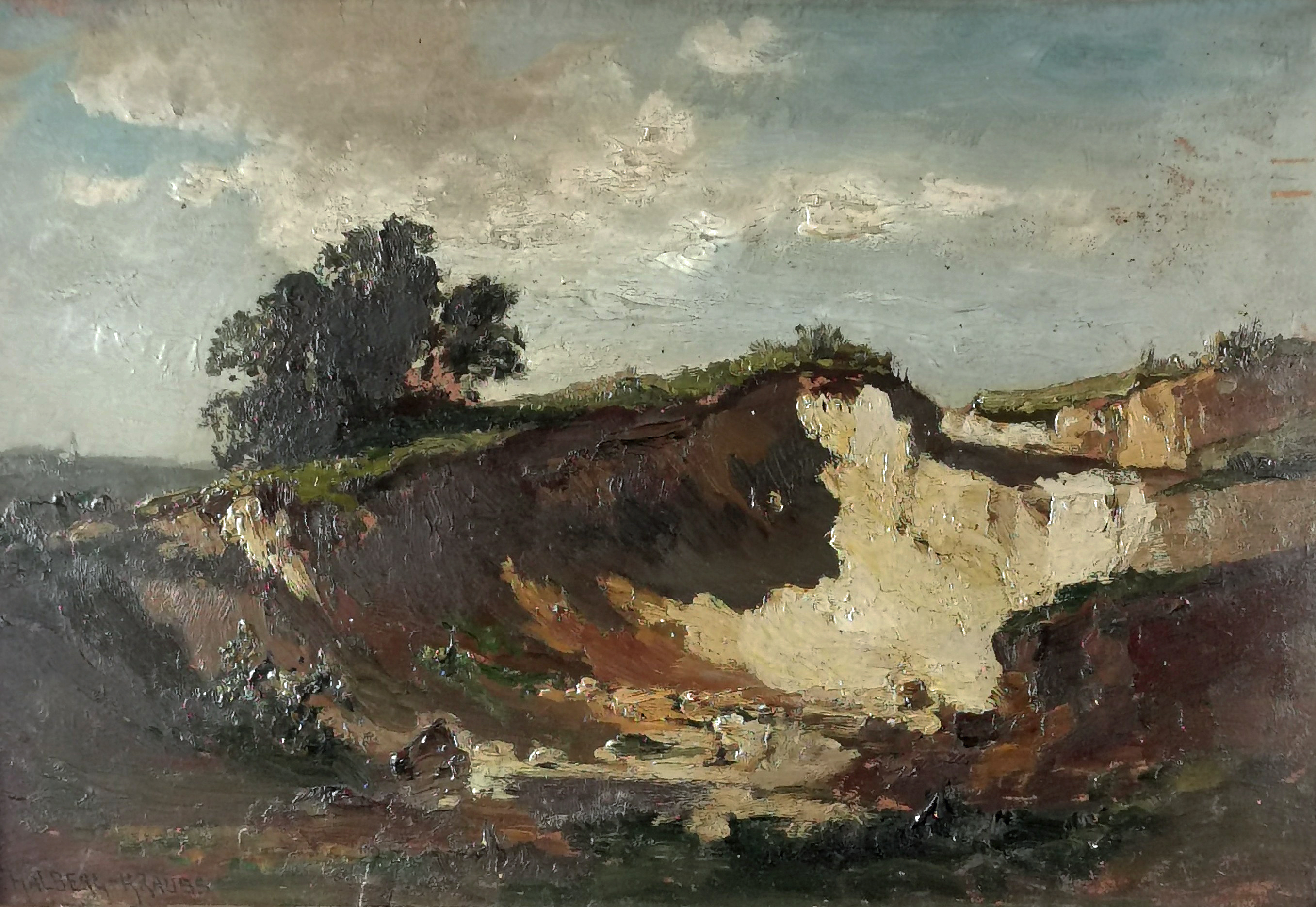 Pejzaż, 1921