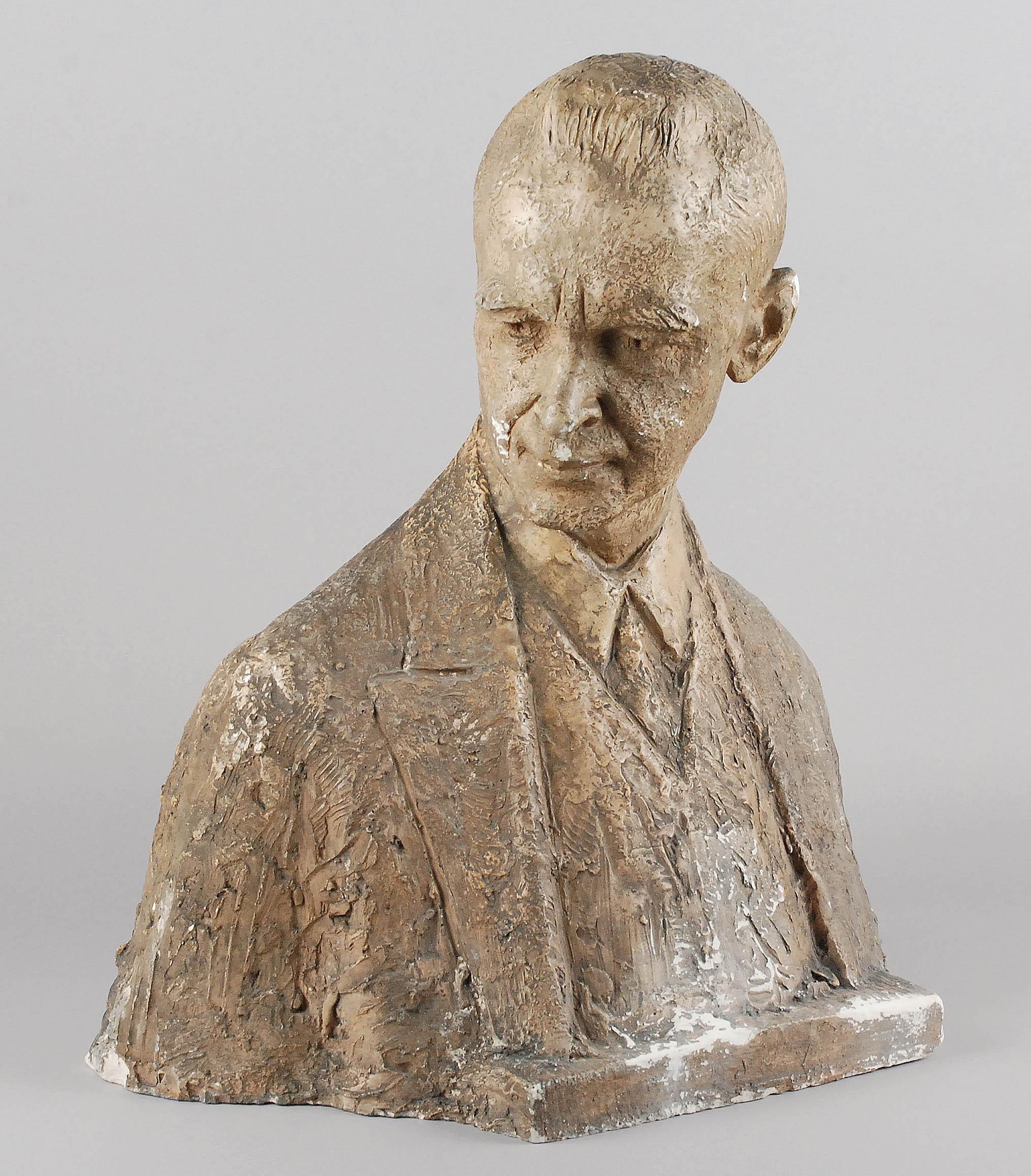 Portret Ksawerego Lewkowicza