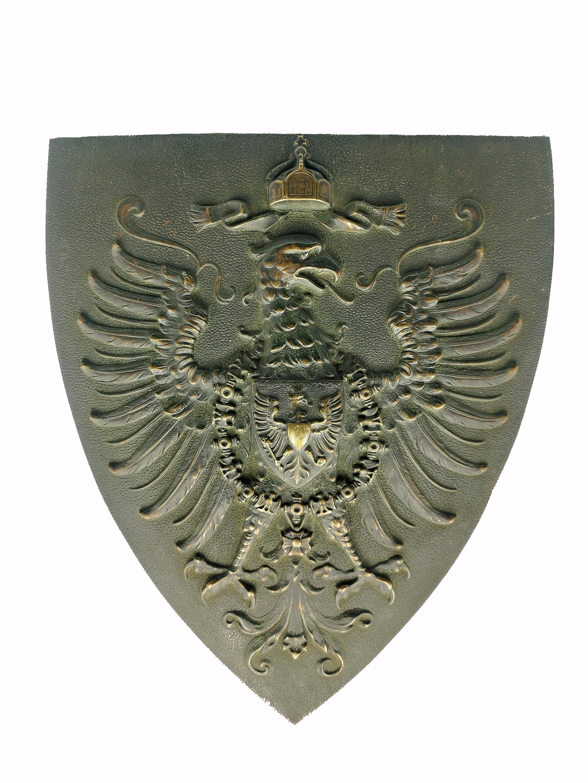 Cesarski Orzeł Rzeszy z herbem Prus