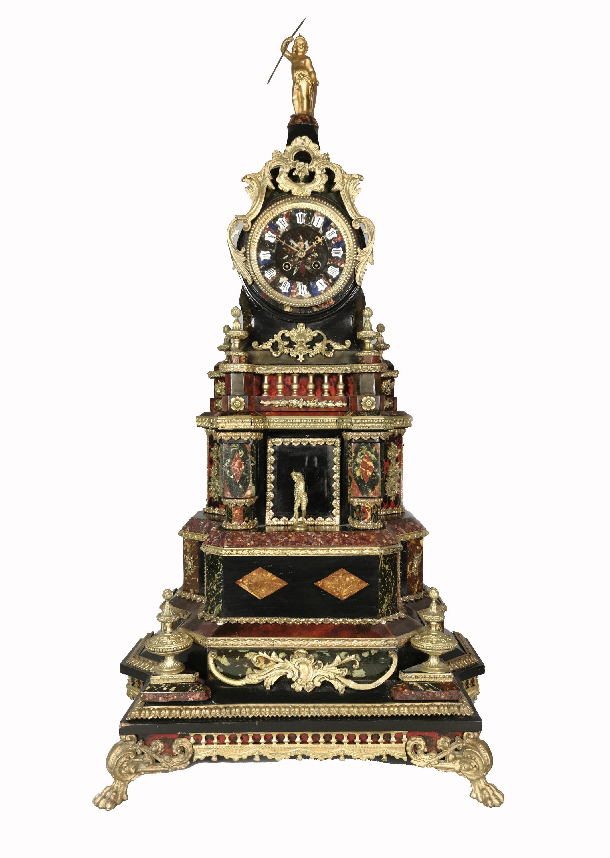 Zegar eklektyczny