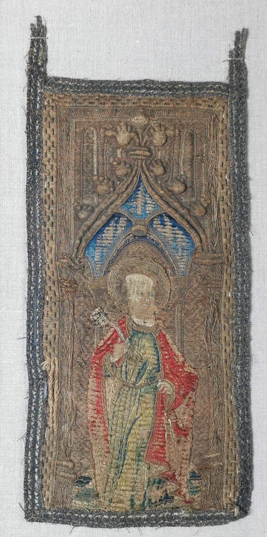 Św. Piotr - haft