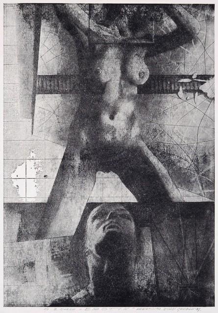 """Z cyklu """"Erotyk"""", 1987"""