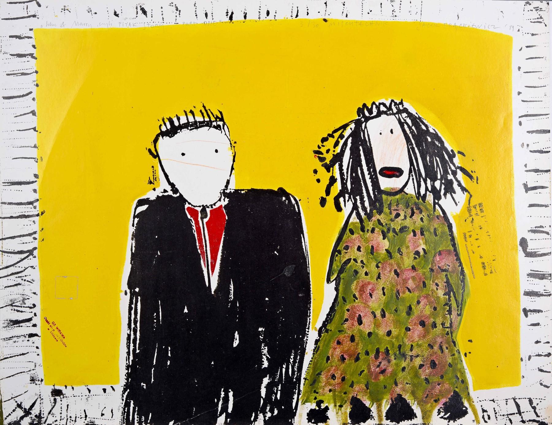 John and Marry, czyli PITAK STORY- part one, 1989