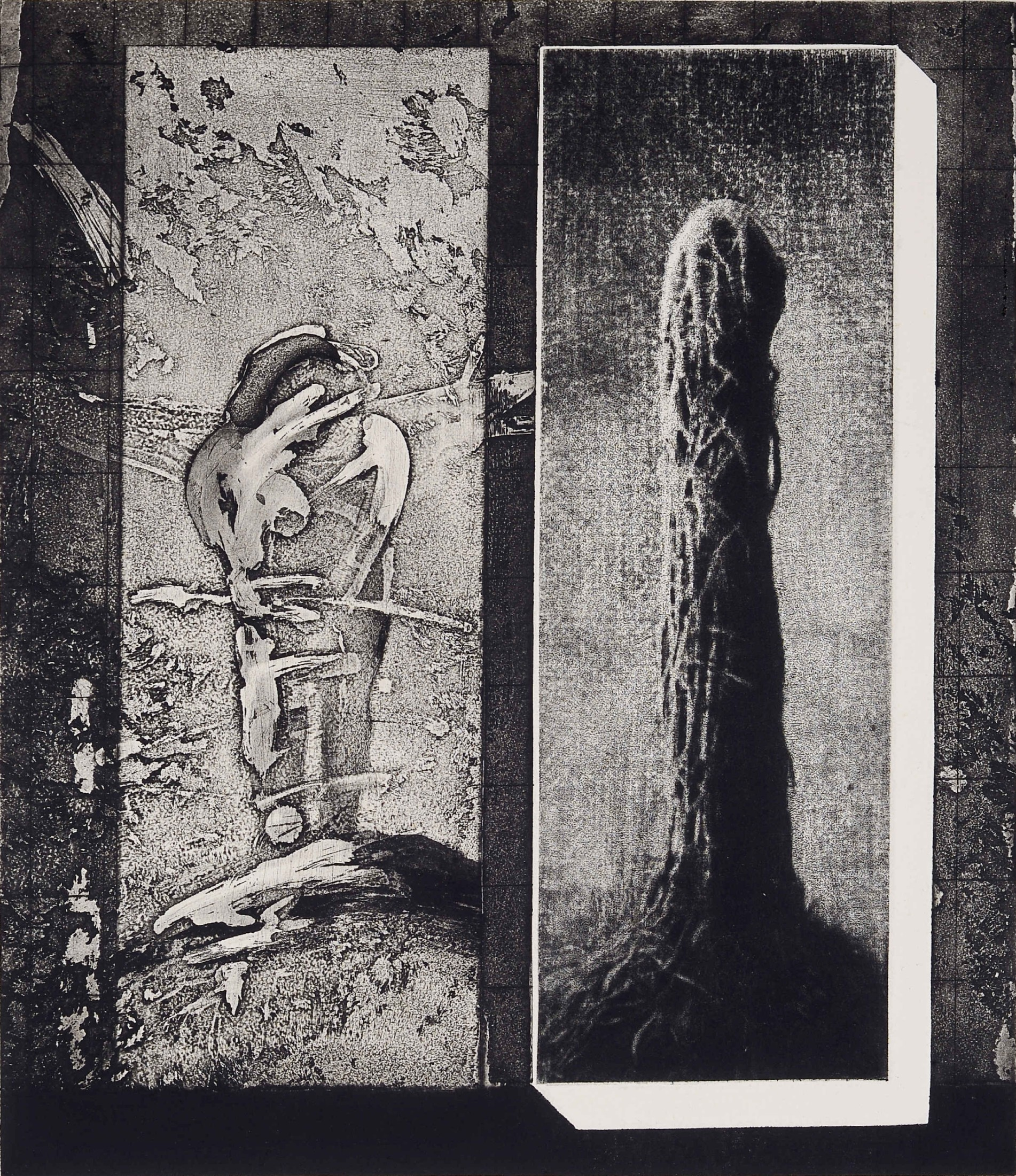Drzewa umierają stojąc, 1983