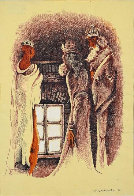 Trzech mędrców, 1988