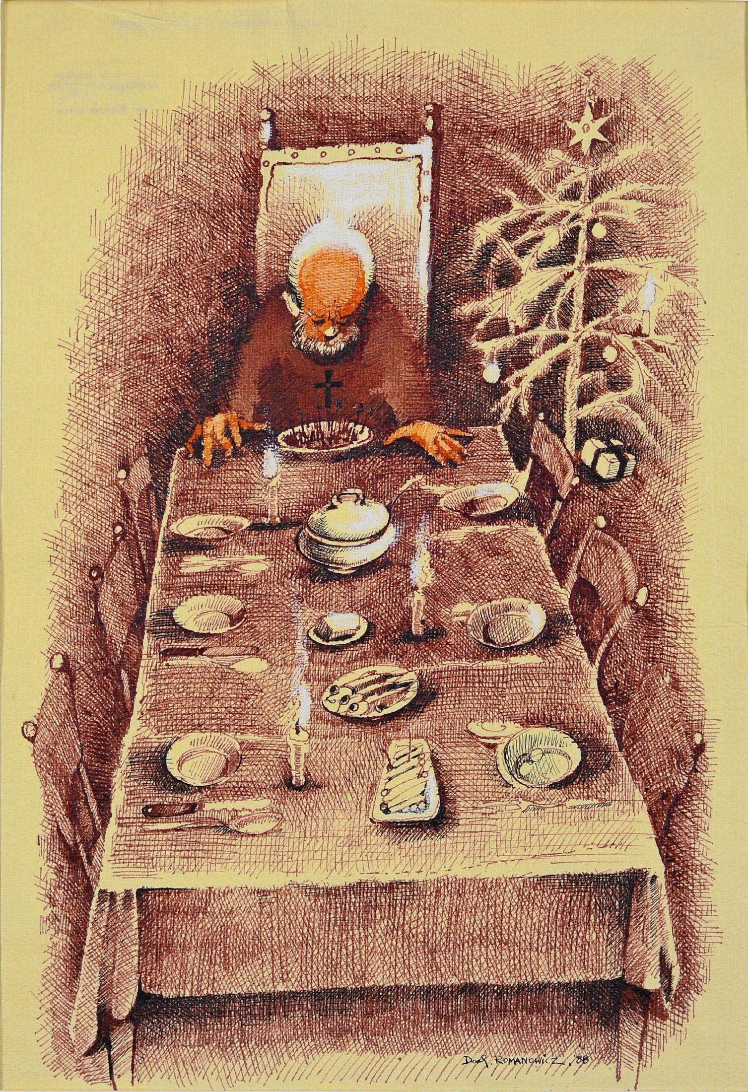 Samotny człowiek, 1988