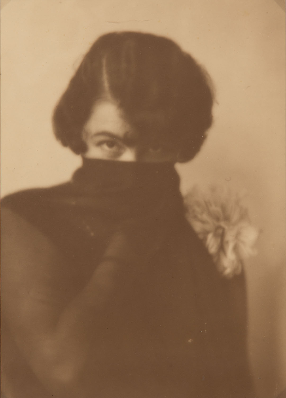 Portret Halki, 1923