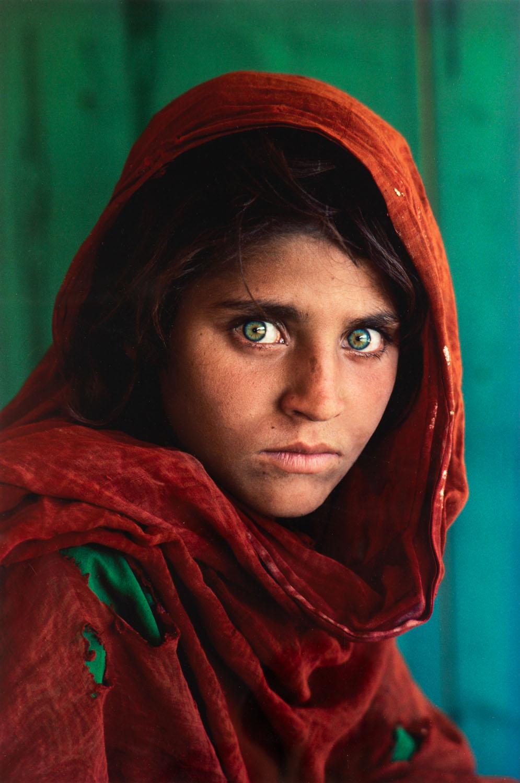 Afgan Girl, 1984