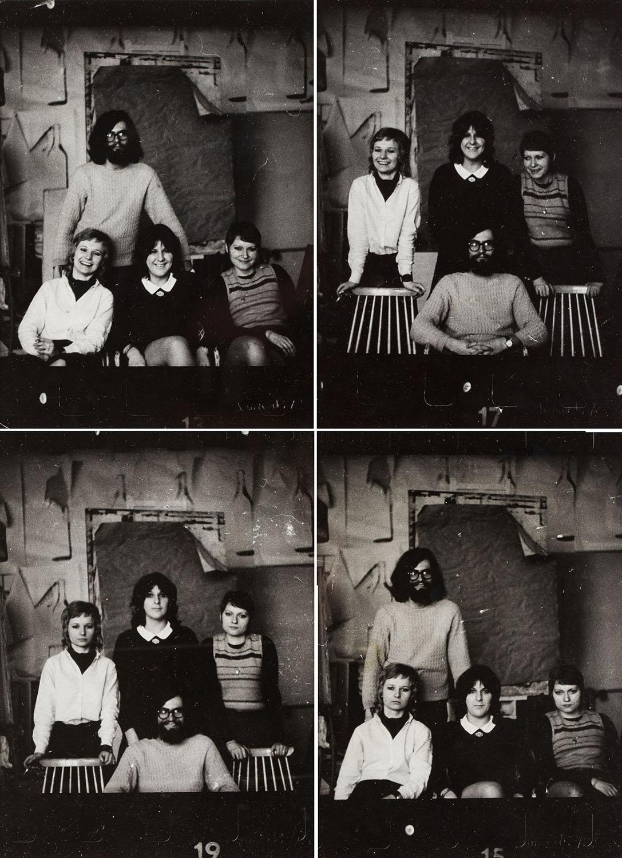 """""""Uśmiechy"""" , 1972"""
