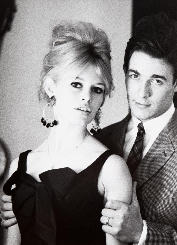 Brigitte Bardot i Jacques Charier