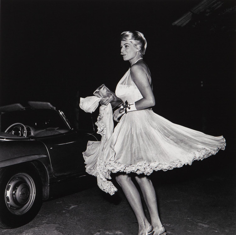 Anita Ekberg, 1961/2020