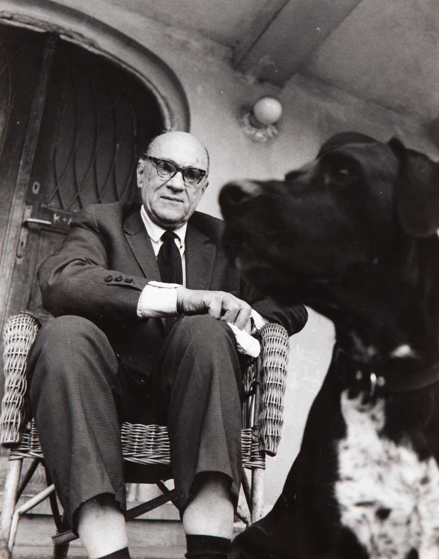 Jarosław Iwaszkiewicz, 1963