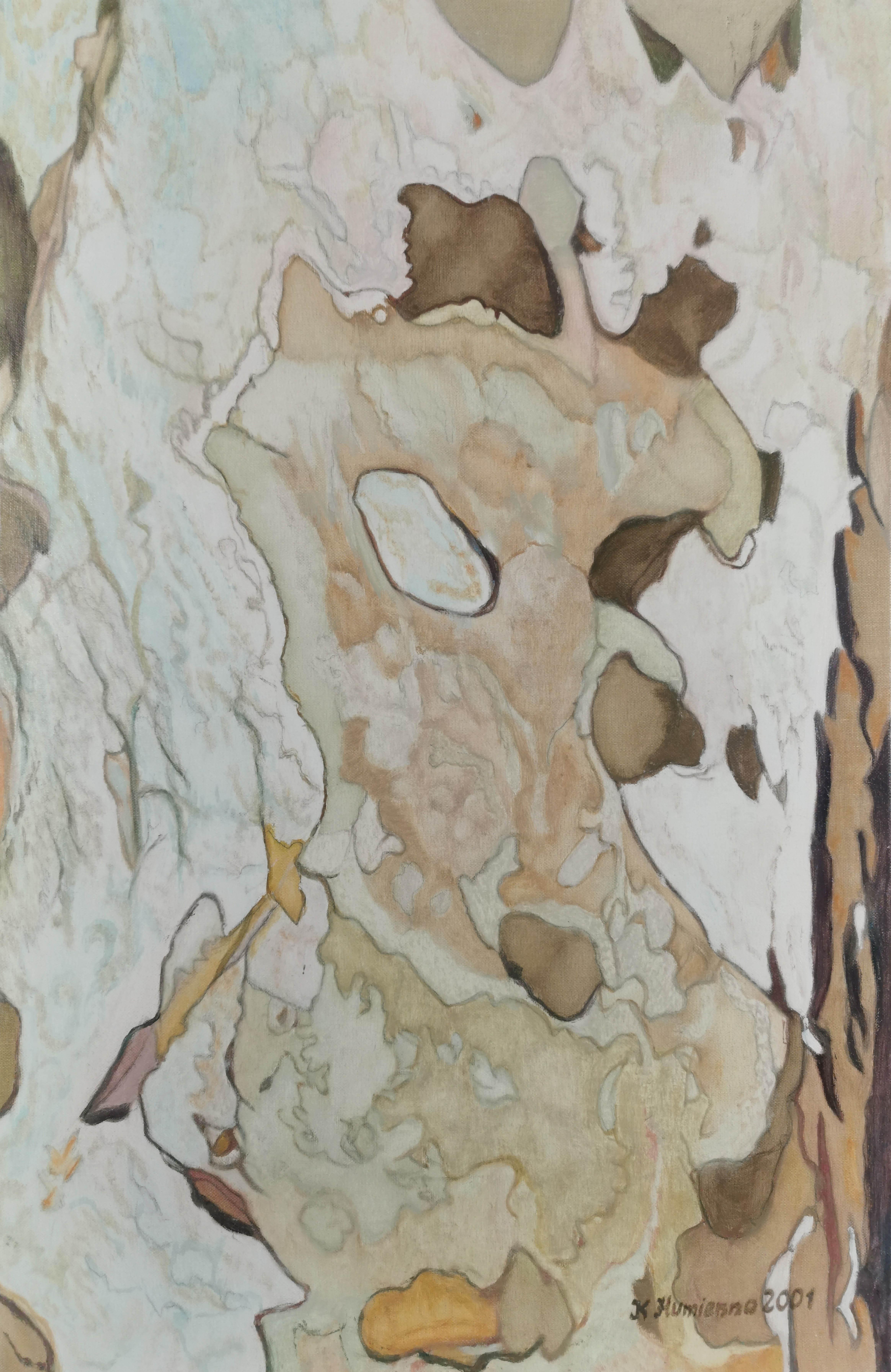 Kora platanu. Flecista II, 2001