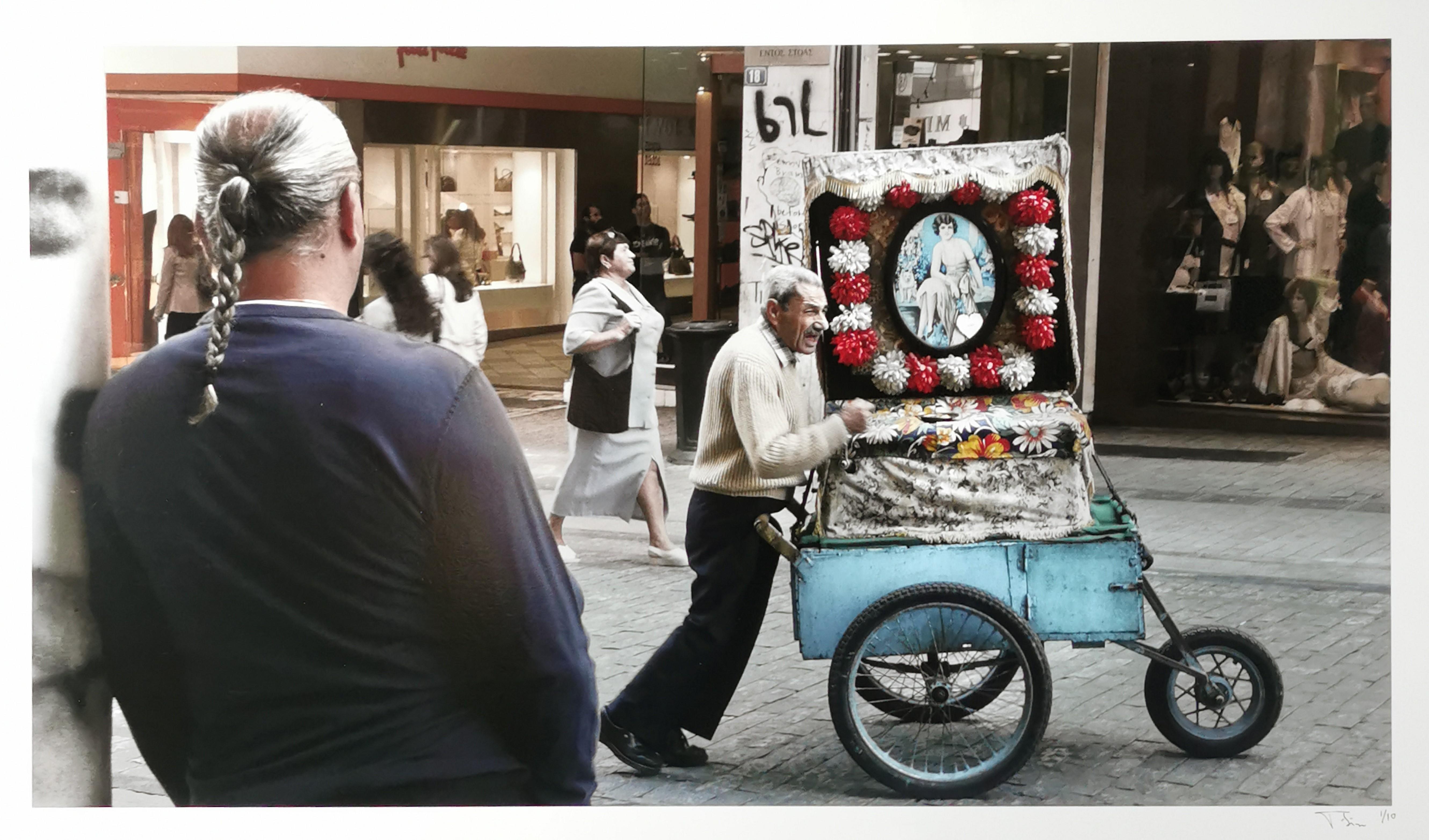 Ateny 2, z cyklu: Dzieje się, 2007