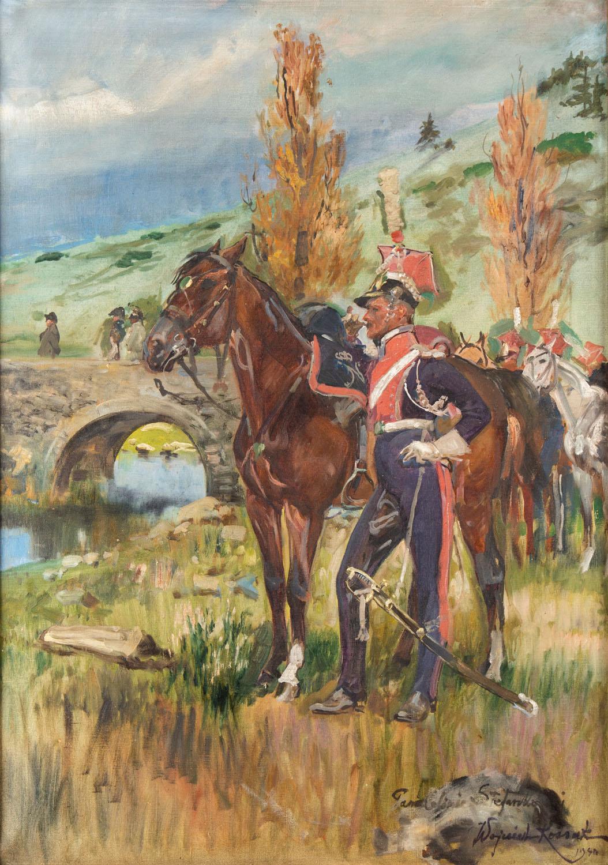 Napoleon pod Somosierrą, 1940