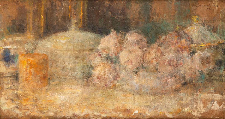 Martwa natura z kwiatami, 1918