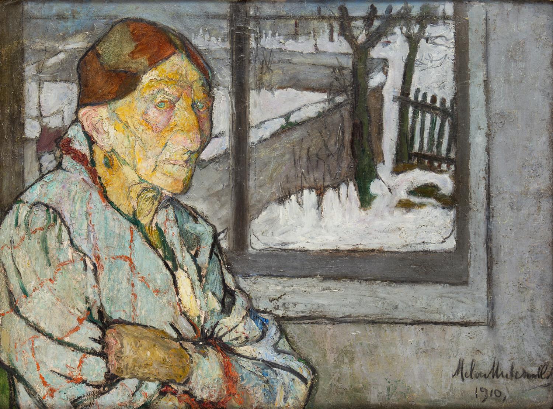 """""""Zima"""" (""""L'Hiver""""), 1910"""