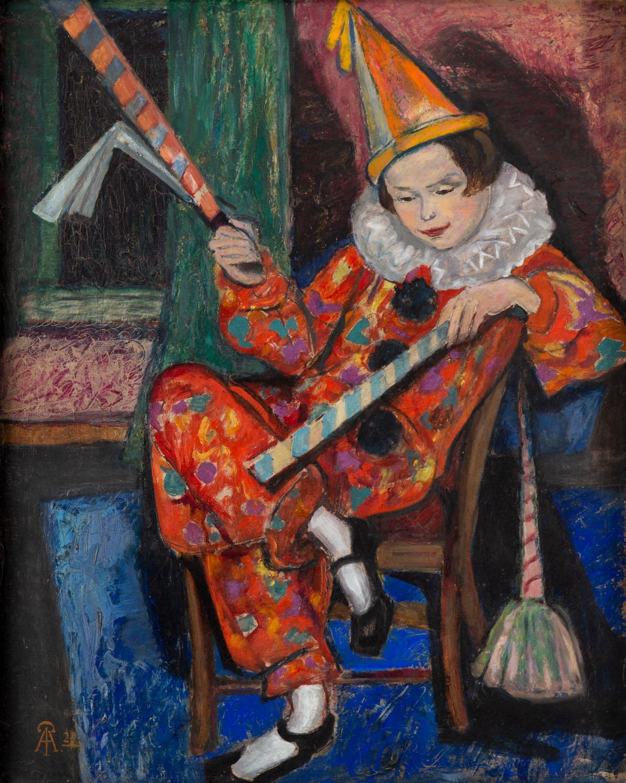 Mały clown, 1929