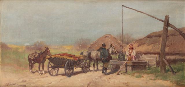 Spotkanie przy studni