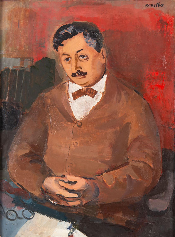 Portret Szaloma Asza