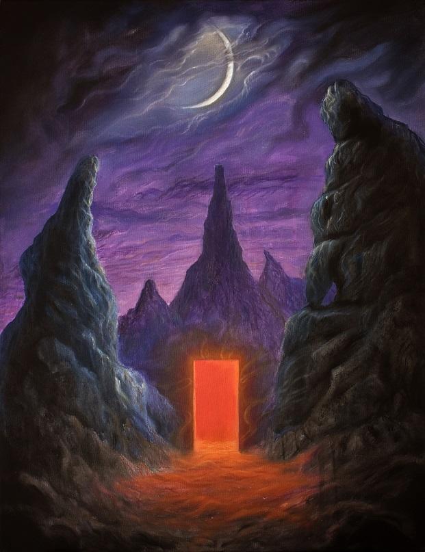 The Red Door, 2020