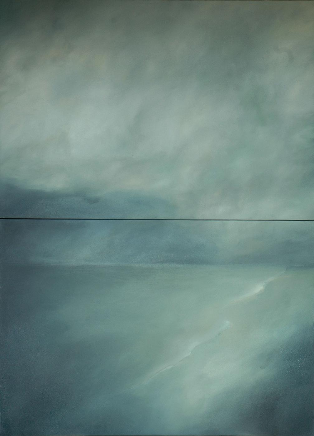 Za mgłą, 2013 – dyptyk
