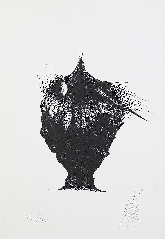 JEDNYM OKIEM PATRZĘ, DRUGIM NIENAWIDZĘ, 1975