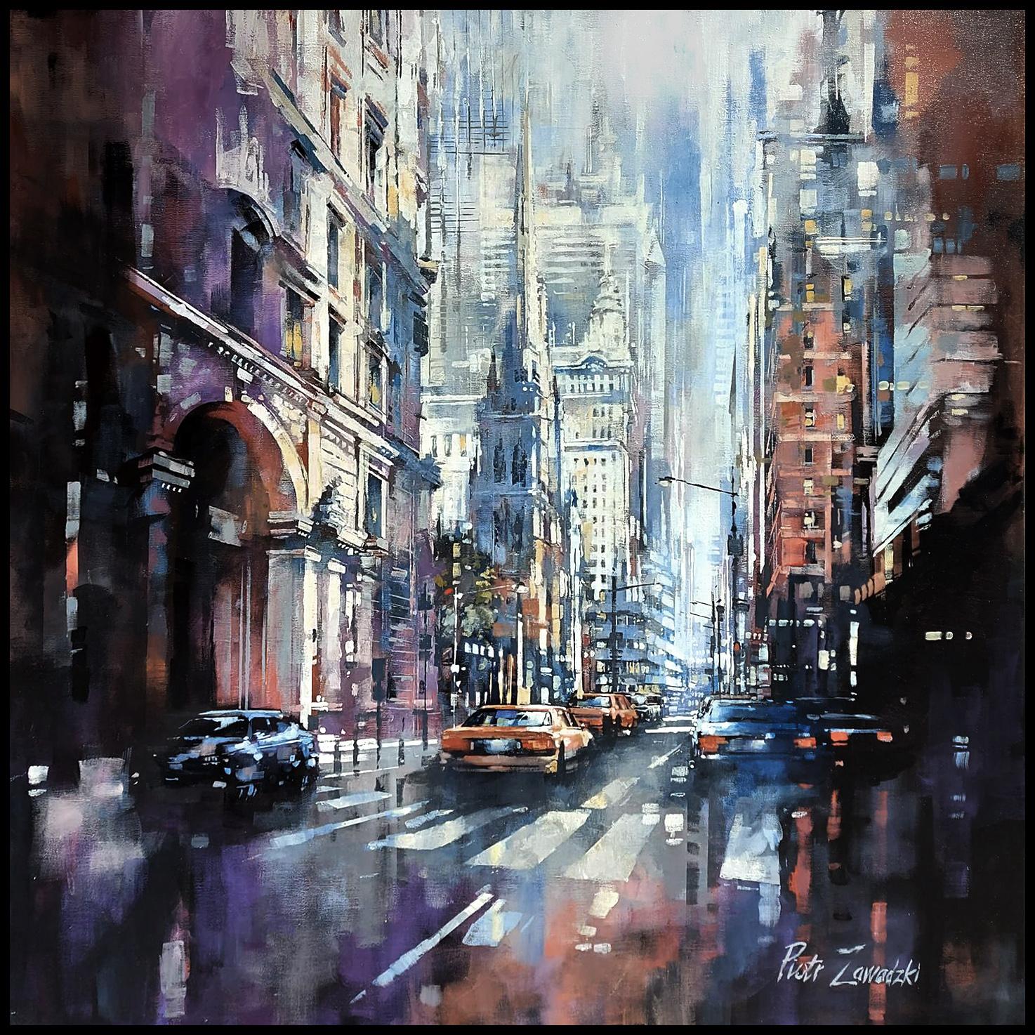 Metropolis: Broadway Trinity, 2020