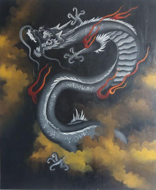 Black Dragon, 2012