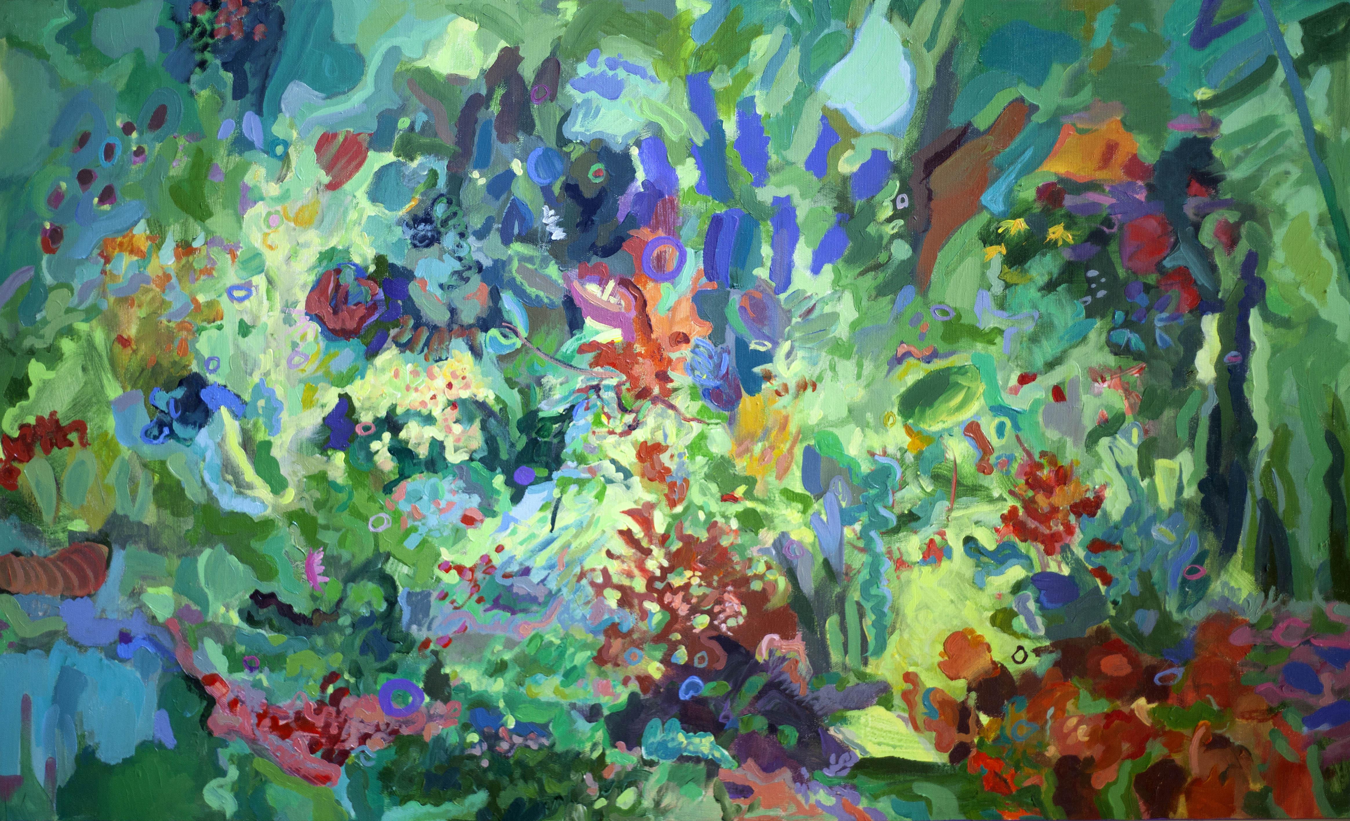 W ogrodzie u Reni, 2020