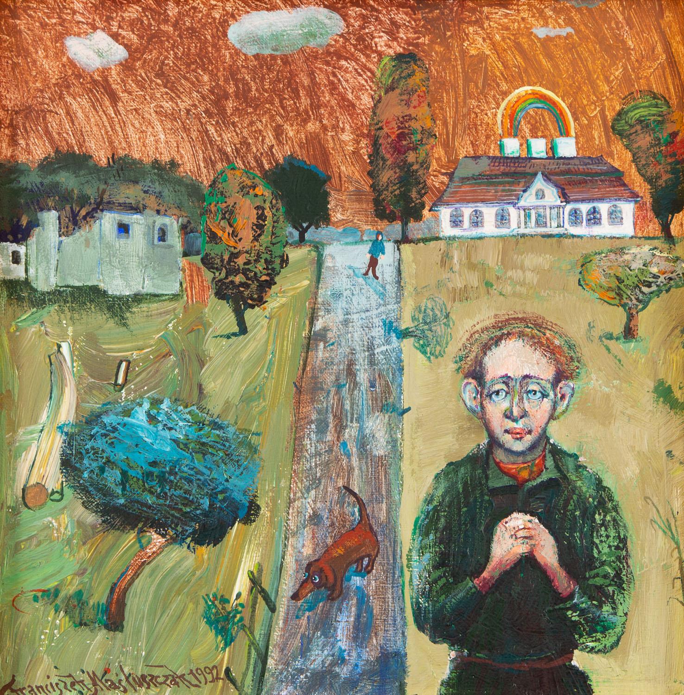 """""""W Bąkowej Górze"""", 1992"""