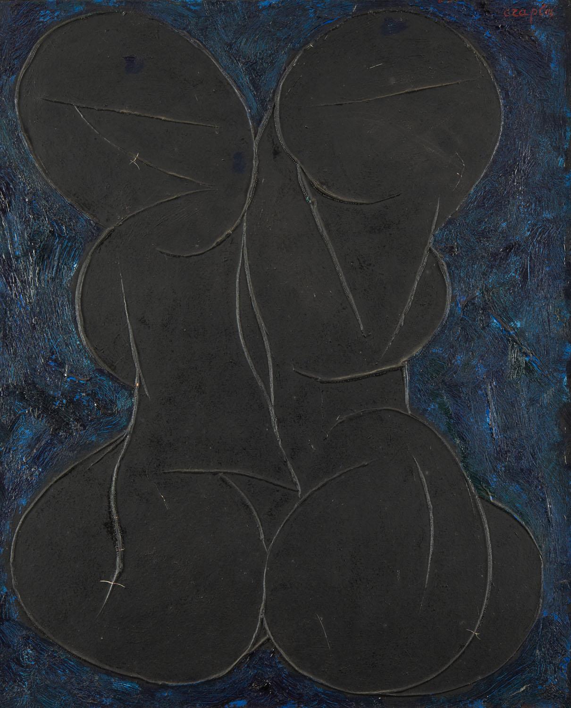 "Obraz z cyklu ""Torsy"", 1980"