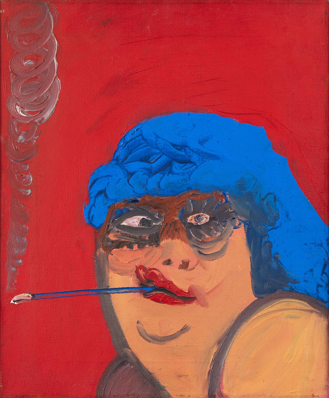 """""""Czerwona Kurwa"""", 1988"""