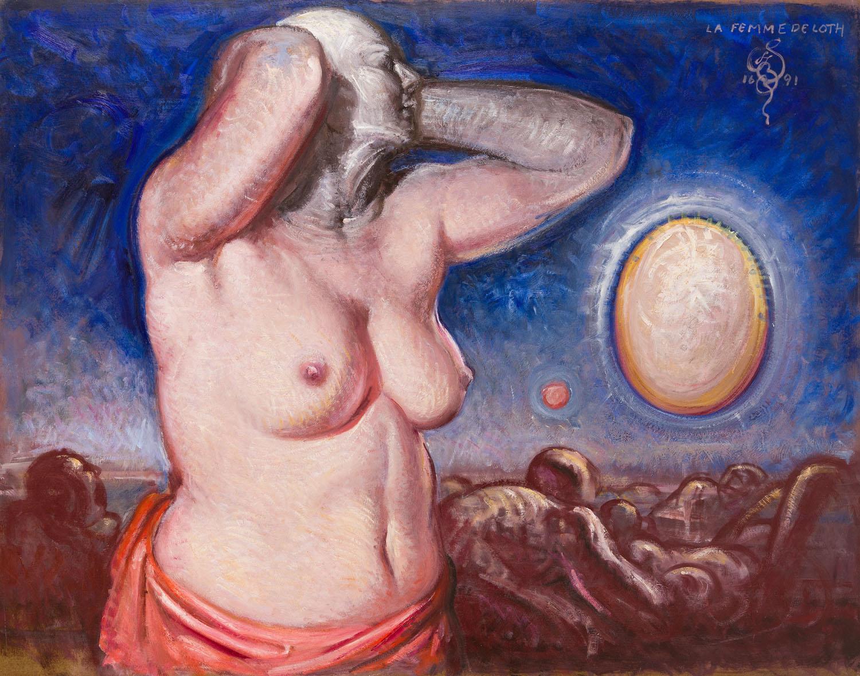 """""""La Femme de Loth"""", 1991"""