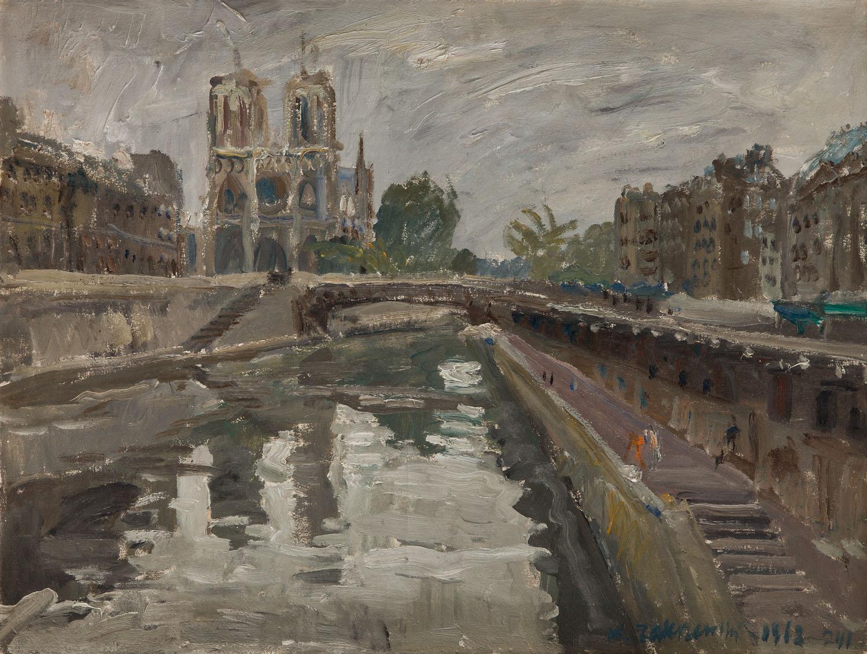 """""""Notre Dame de Paris"""", 1962"""