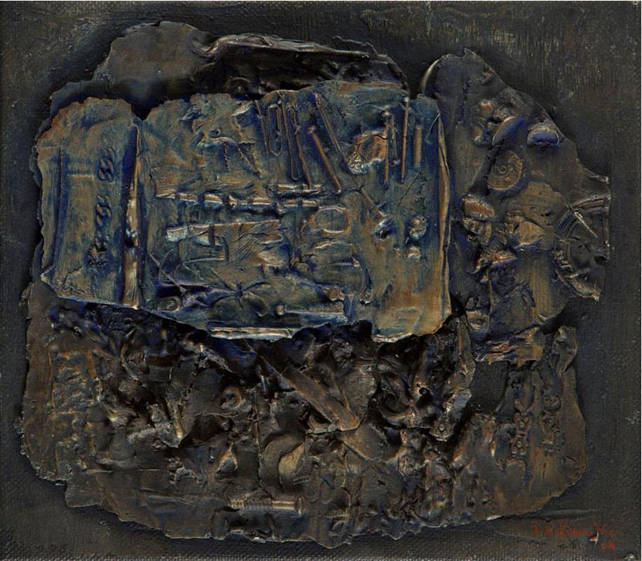 Kompozycja , 1964