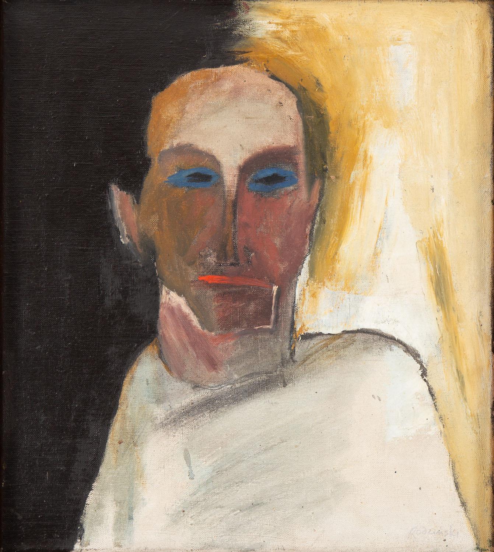 """""""Portret S. U."""", 1971"""