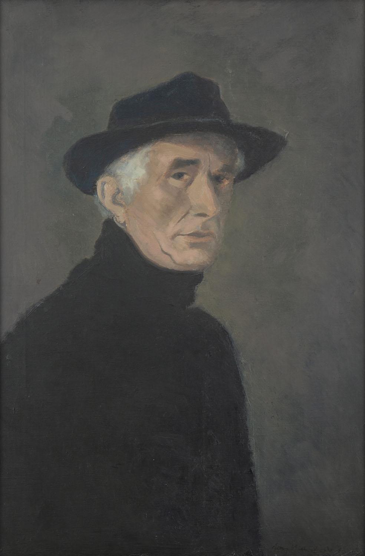 Autoportret, 1978