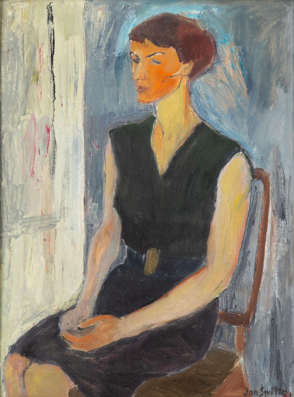Portret kobiety, 1961