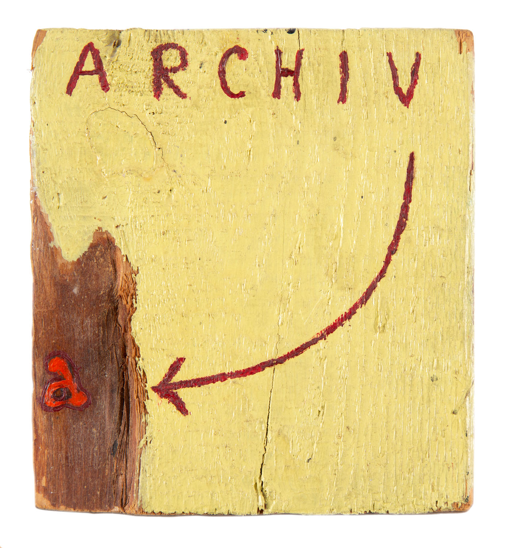 """Archiv"", 1981"